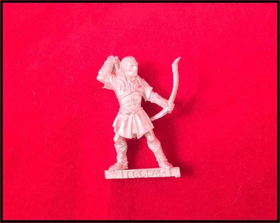Come dipingere miniature Games Workshop - Tutorial 5: Legolas
