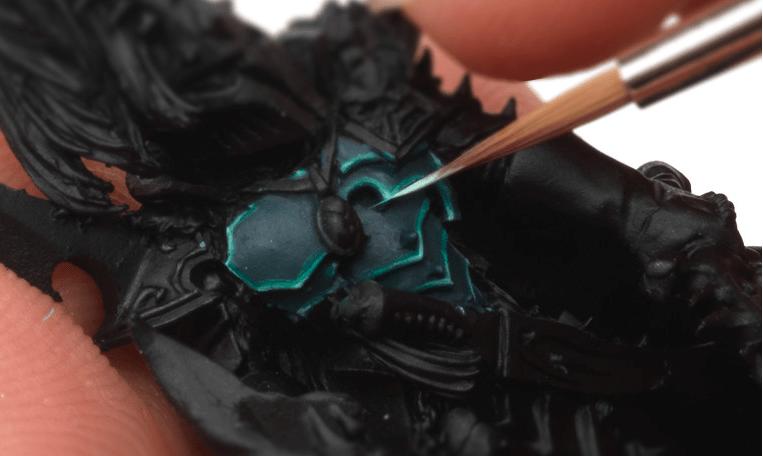 Come dipingere miniature Games Workshop: tecniche di pittura di base
