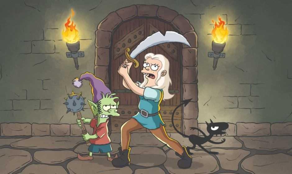Recensione Disicanto: la Serie TV di Matt Groening su Netflix