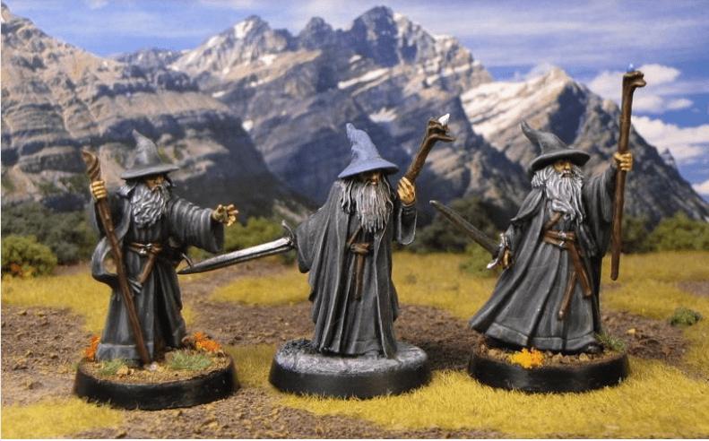 Come dipingere miniature Games Workshop – Tutorial 2: Gandalf il Grigio