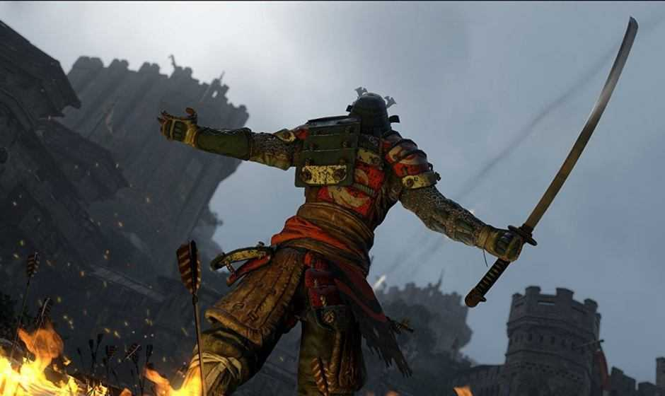 "La nuova stagione ""Sakura"" di For Honor è ora disponibile"