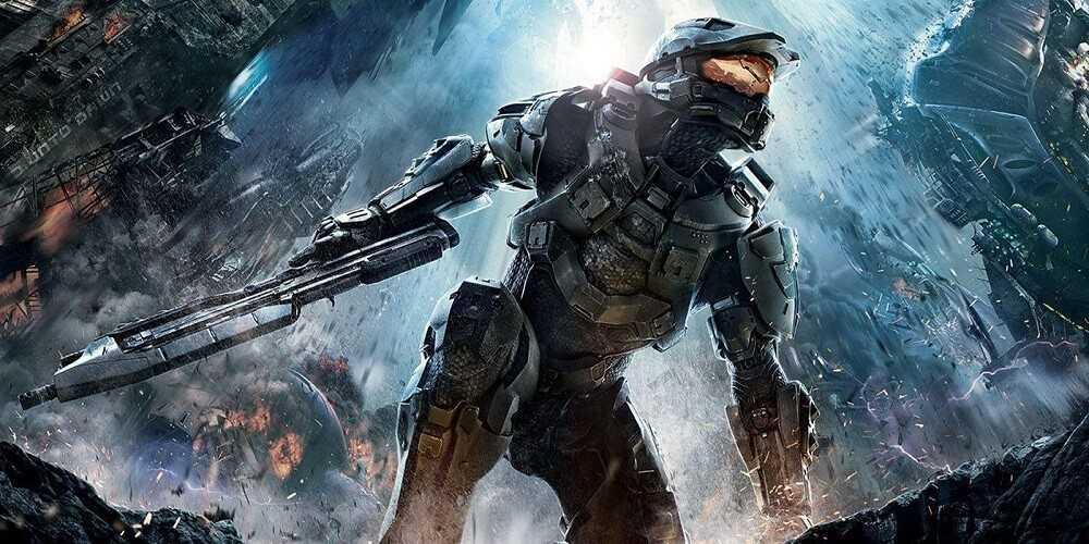 Halo Infinite: gli sviluppatori lavoreranno da casa