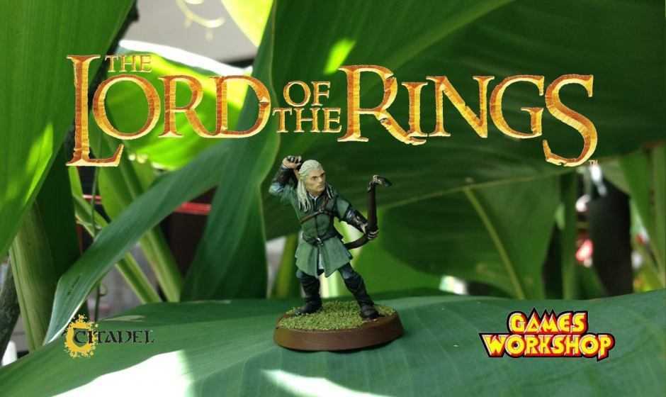 Come dipingere miniature Games Workshop – Tutorial 5: Legolas