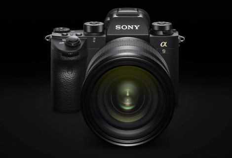 Rumors su una nuova fotocamera: Sony A9 Barracuda (pesce d'aprile)