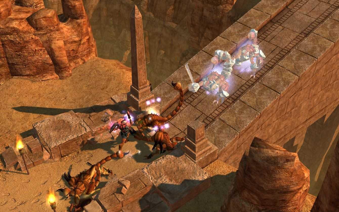 Titan Quest: Dei e Titani su Nintendo Switch | Recensione