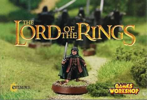 Come dipingere miniature Games Workshop - Tutorial 4: Frodo
