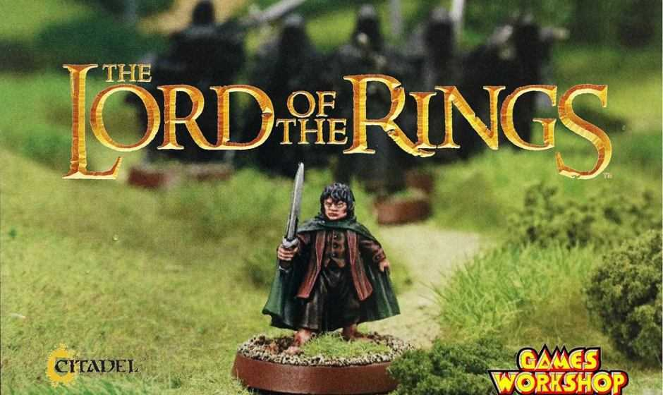 Come dipingere miniature Games Workshop – Tutorial 4: Frodo