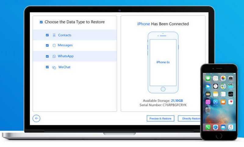 iMyFone iTransor: backup sicuro e immediato | Recensione