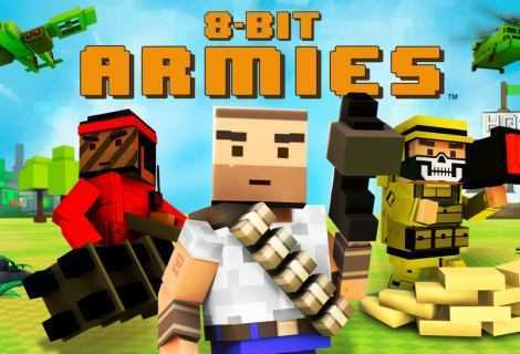 8-Bit Armies: lo strategico in tempo reale | Recensione