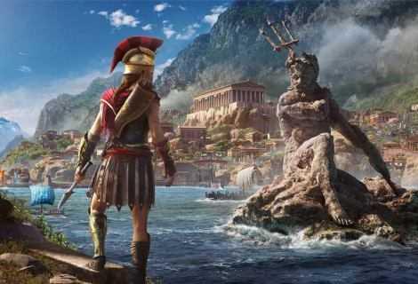 Assassin's Creed Odyssey: come trovare il Tridente di Poseidone