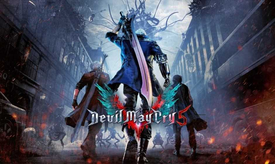 Devil May Cry V: la Deluxe Edition avrà delle inedite cutscenes