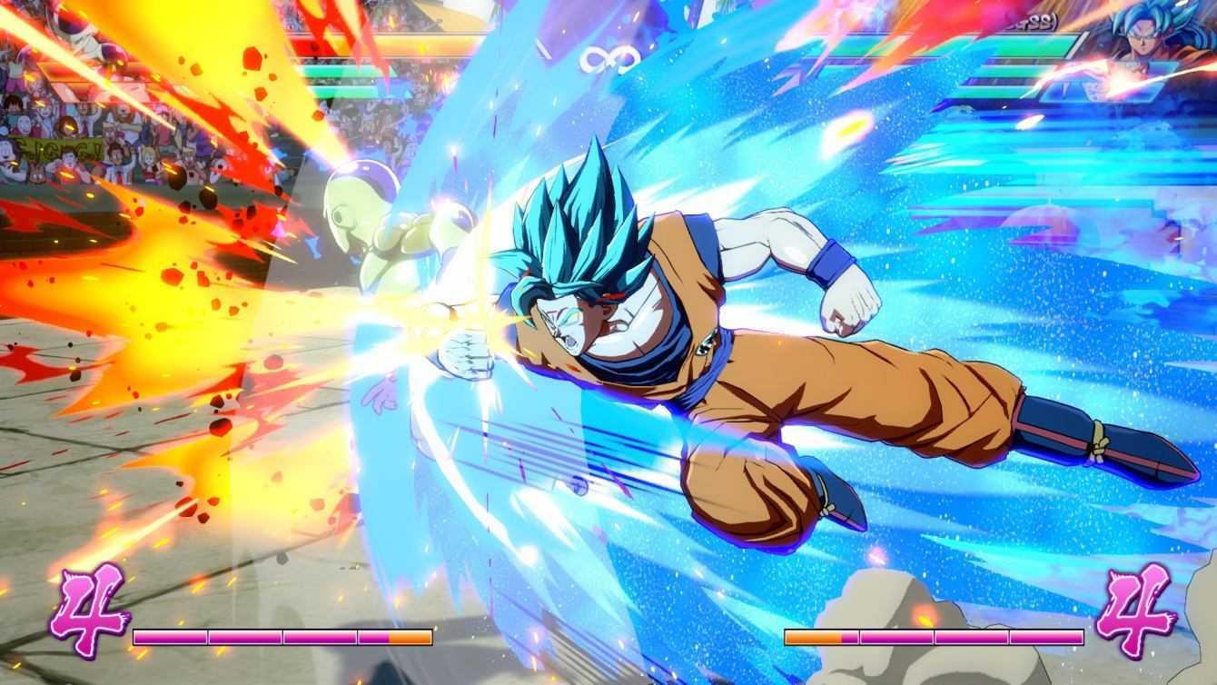 Dragon Ball FighterZ: nuove informazioni sulle World Tour Finals