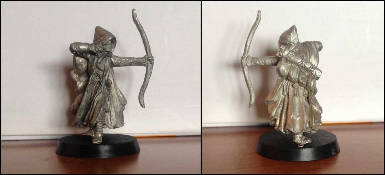 Come dipingere miniature Games Workshop - Speciale 1: Aragorn (Grampasso)