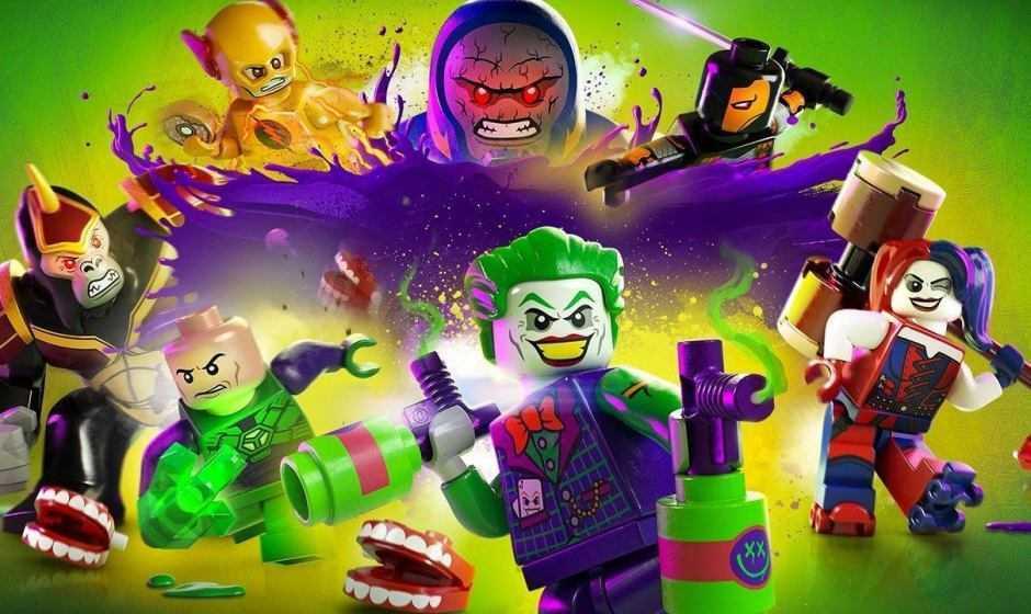 LEGO DC Super-Villains: DLC SHAZAM! disponibile