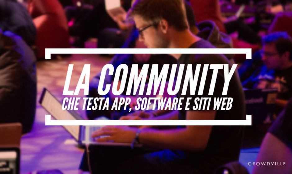 Come funziona Crowdville: valuta app e servizi e guadagna!