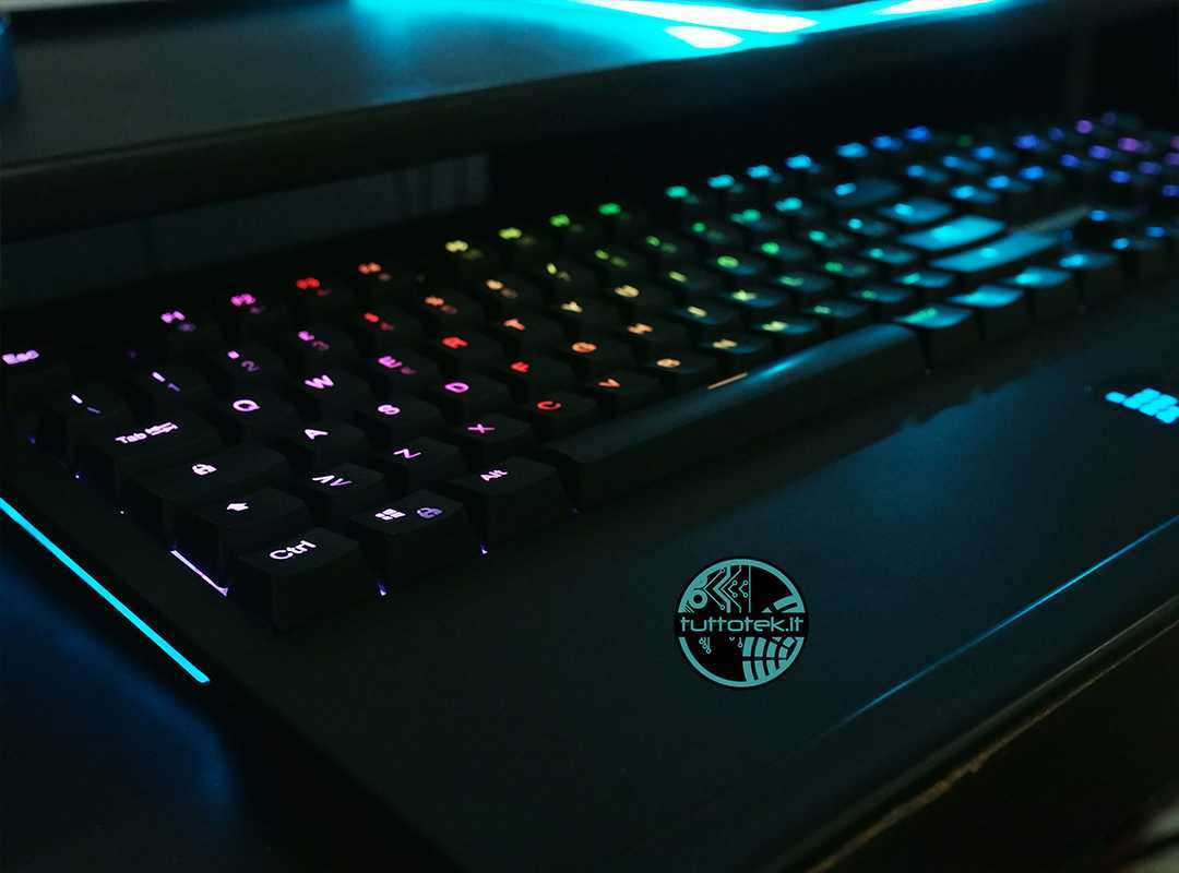 Tronsmart TK09R: la tastiera meccanica RGB per voi? | Recensione