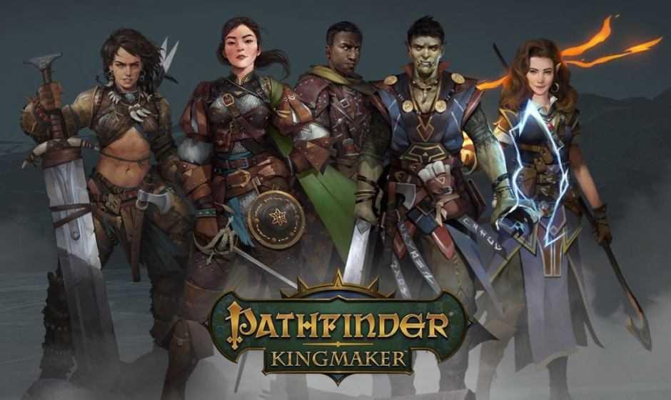 "Pathfinder: Kingmaker arriva ""Beneath The Stolen Lands"""