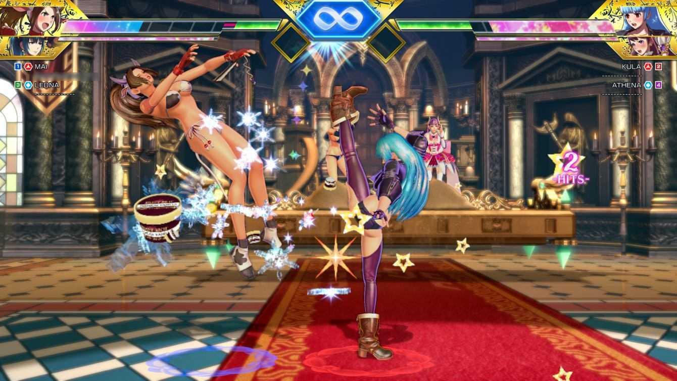 SNK Heroines: Tag Team Frenzy, un picchiaduro ammiccante per Nintendo Switch | Recensione