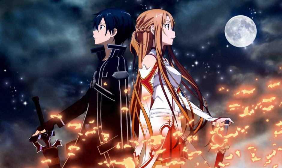 Sword Art Online, di Reki Kawahara | Anime e inchiostro