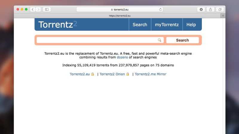 Torrentz2 (ex Torrentz): come funziona il noto sito torrent