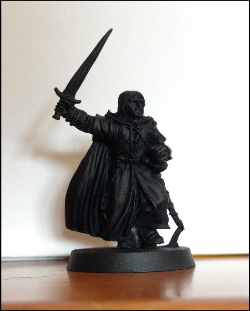 Come dipingere miniature Games Workshop - Tutorial 9: Boromir