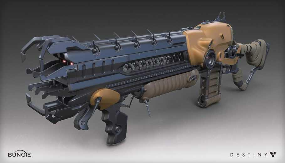 Destiny 2: I Rinnegati, tutte le Armi ed Armature Esotiche