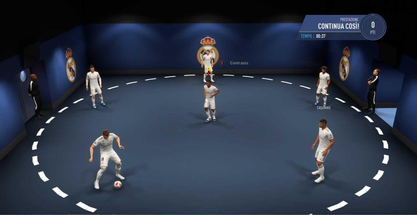 FIFA 19: provato, tattiche e Active Touch nella demo | Anteprima