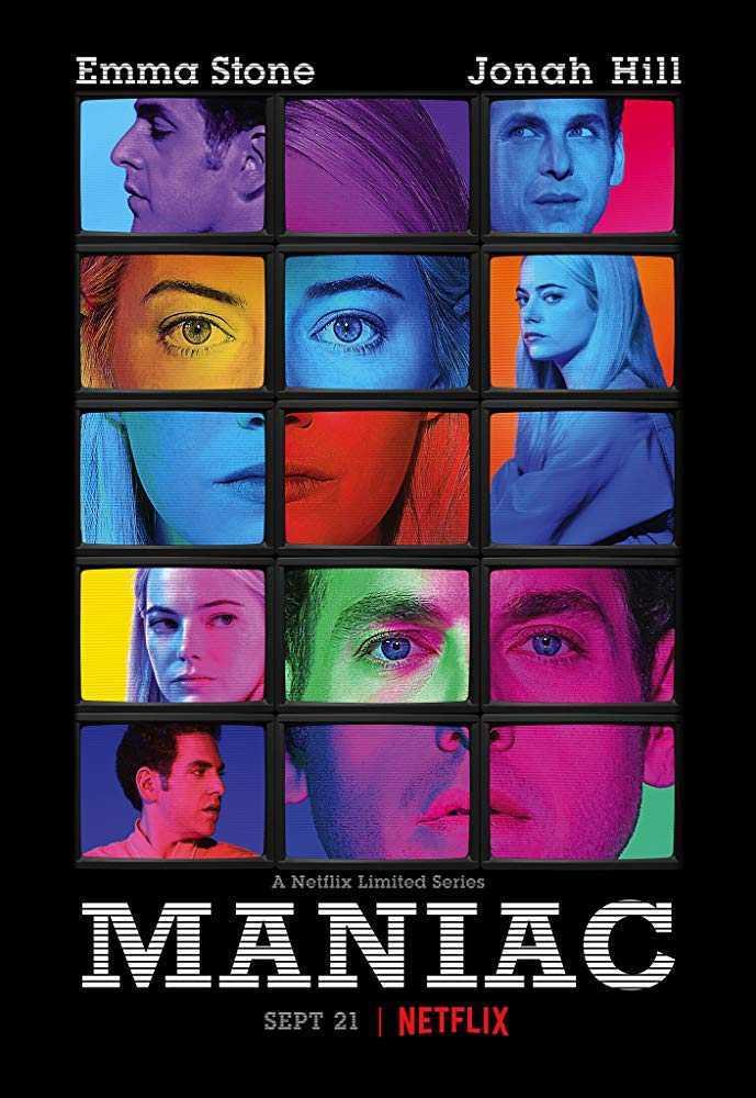 Recensione Maniac: pazzi di Emma Stone e Jonah Hill