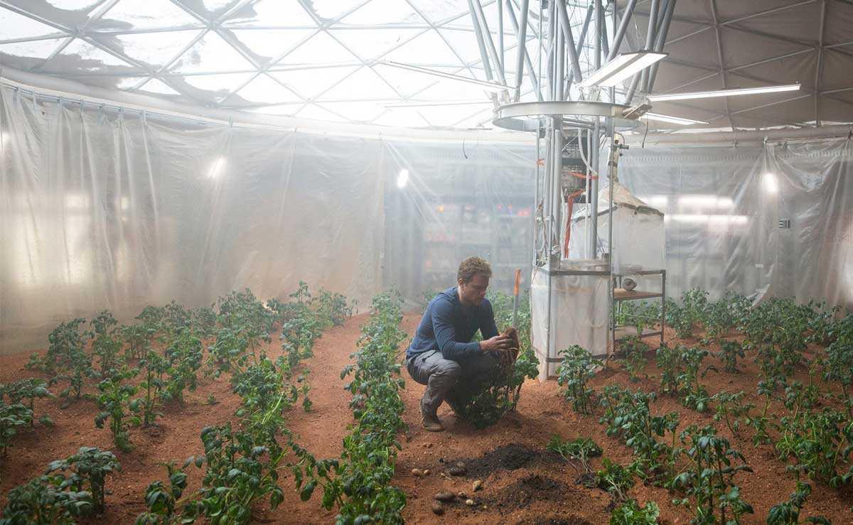 Marte: colonizzazione possibile a partire dai poli