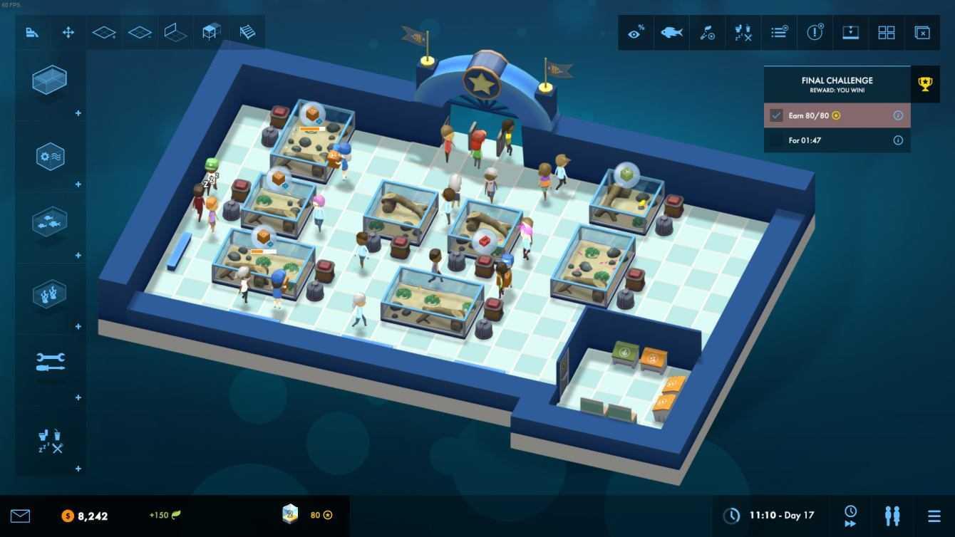 Megaquarium: apriamo il nostro acquario personale | Recensione