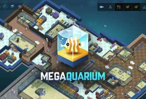 Recensione Megaquarium: apriamo il nostro acquario personale