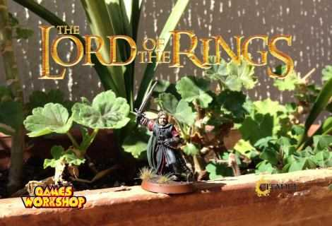 Come dipingere miniature Games Workshop - Tutorial 9: Boromir