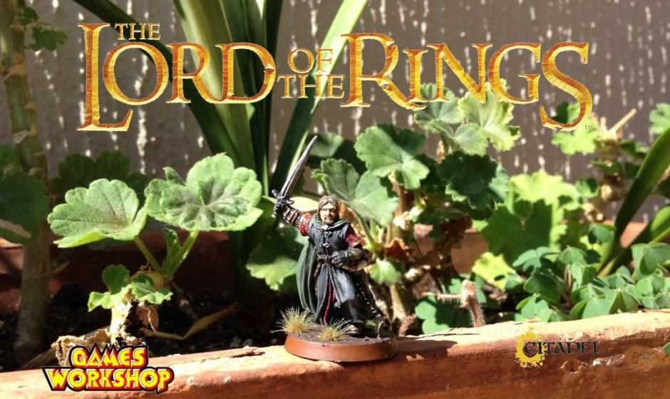 Come dipingere miniature Games Workshop – Tutorial 9: Boromir