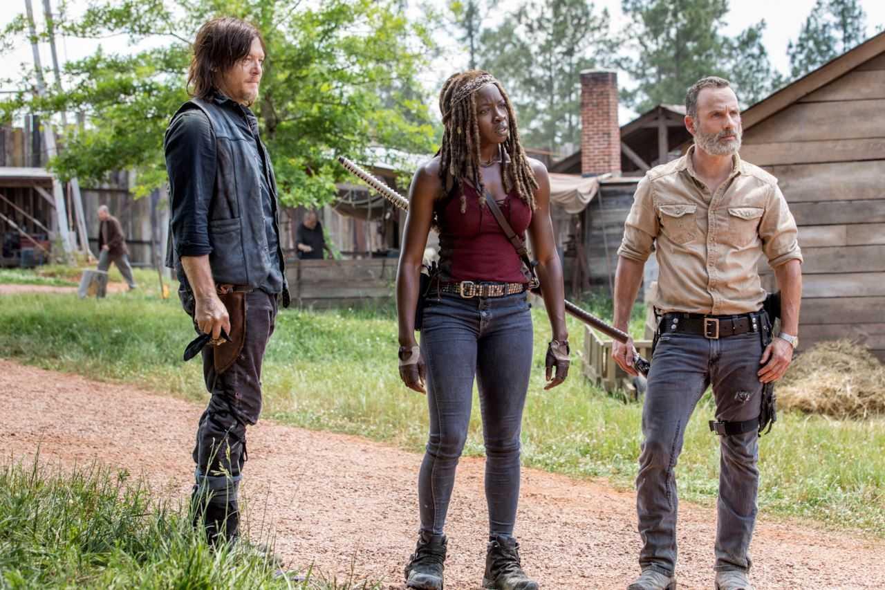 The Walking Dead 9: rivelata la vittima del mid-season finale!