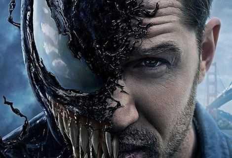Venom 2: Tom Hardy suggerisce un cross-over con Spider-Man