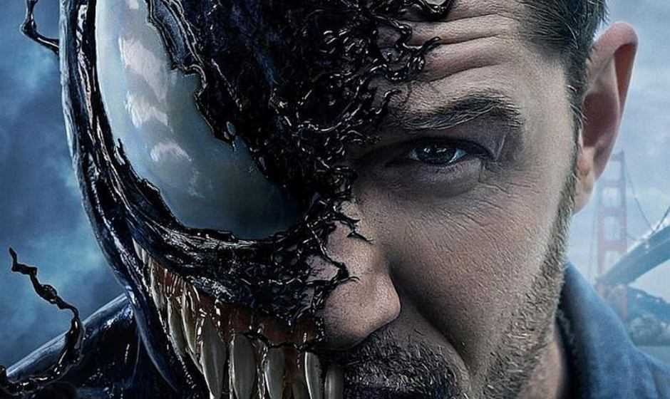 Venom 2: Tom Hardy suggerisce un cross-over con Spider-Man