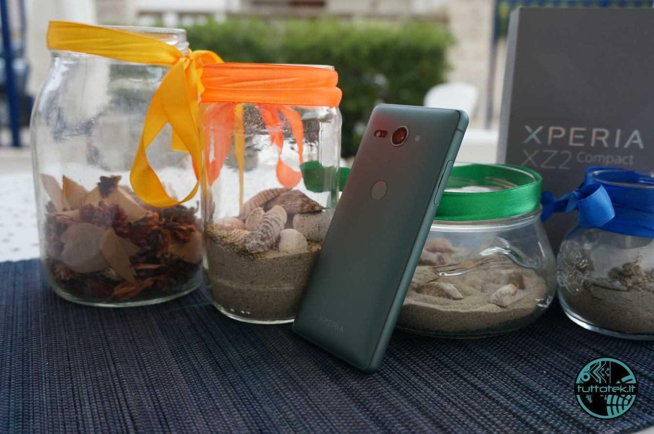 Recensione Sony Xperia XZ2 Compact: nella botte piccola c'è il vino buono, anzi buonissimo