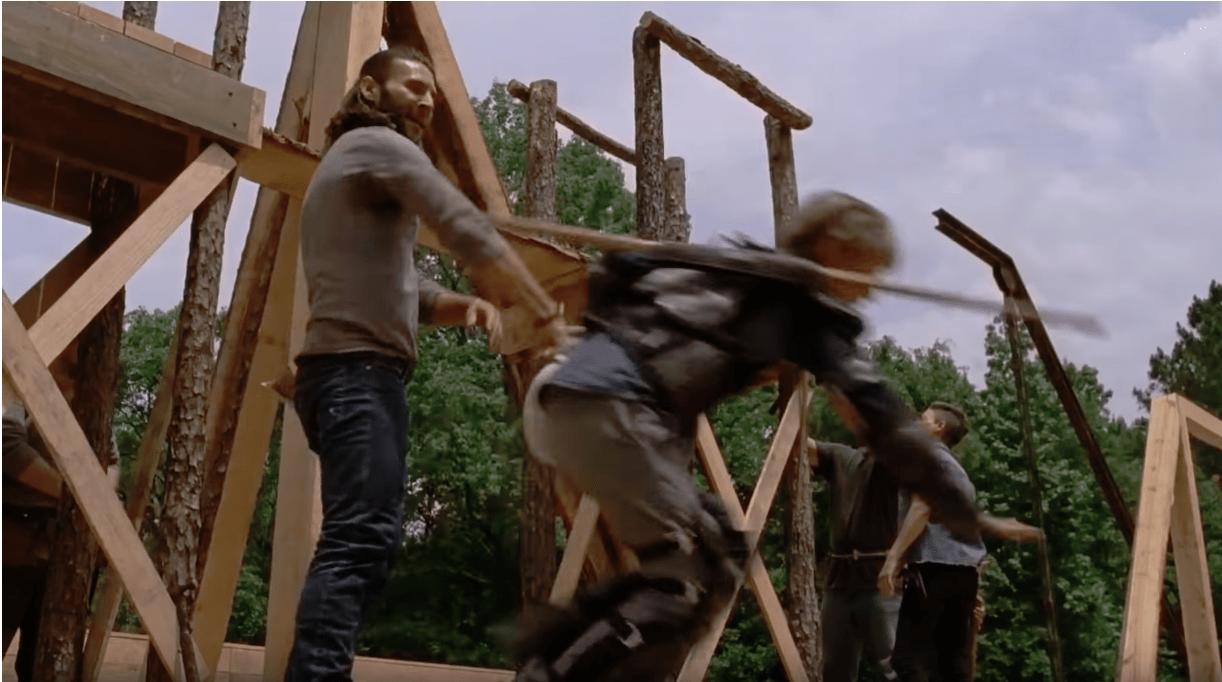 The Walking Dead 9: analisi del trailer dell'episodio 9x02