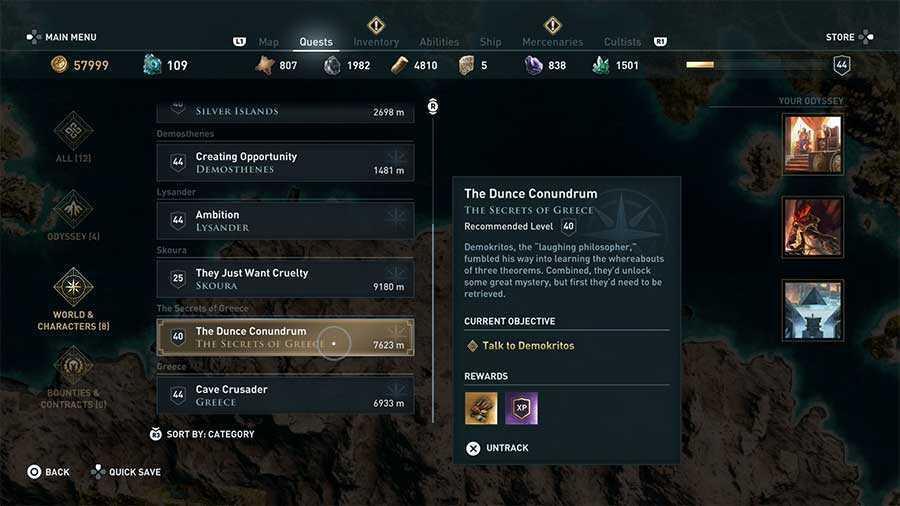 Assassin's Creed Odyssey, i suggerimenti per iniziare | Guida