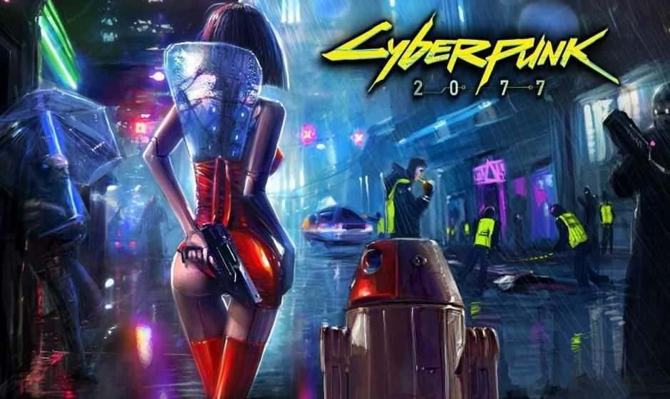 Cyberpunk 2077 entra nello stadio finale dello sviluppo
