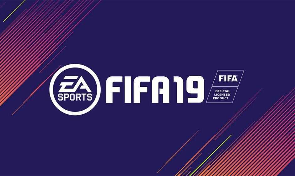 EA e FIFA lanciano le EA Sports FIFA 19 Global Series