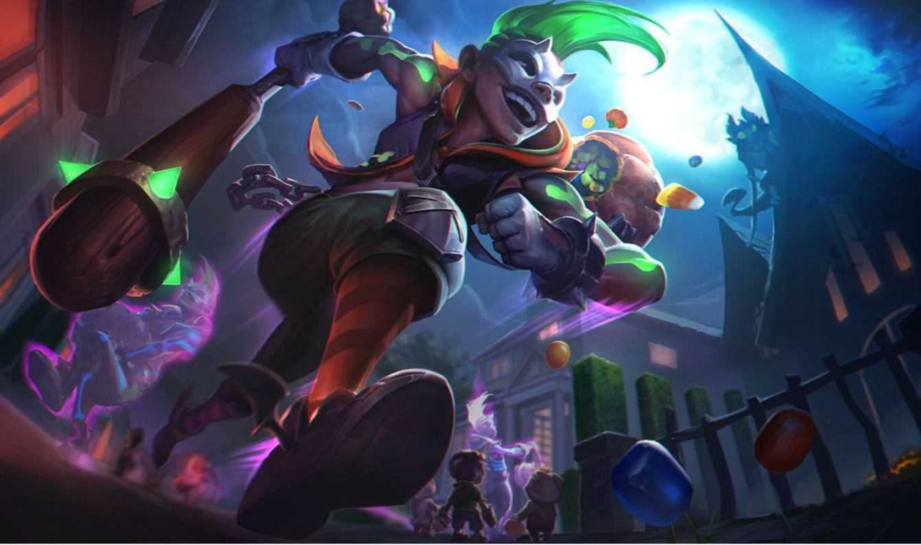 League of Legends: aggiornamenti alla patch 8.21 sul PBE