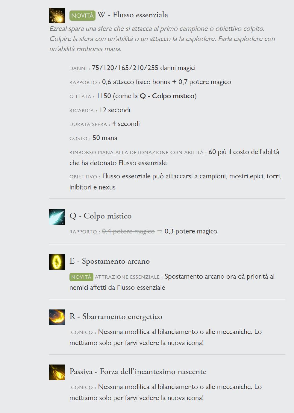 League of Legends: l'update di Ezreal è disponibile nella patch 8.20