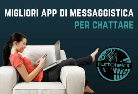 Migliori app per chattare | Aprile 2021