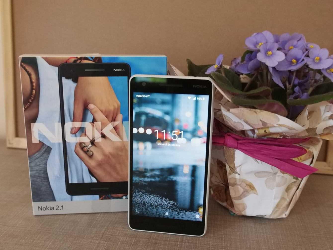 Recensione Nokia 2.1: il piccolo instancabile