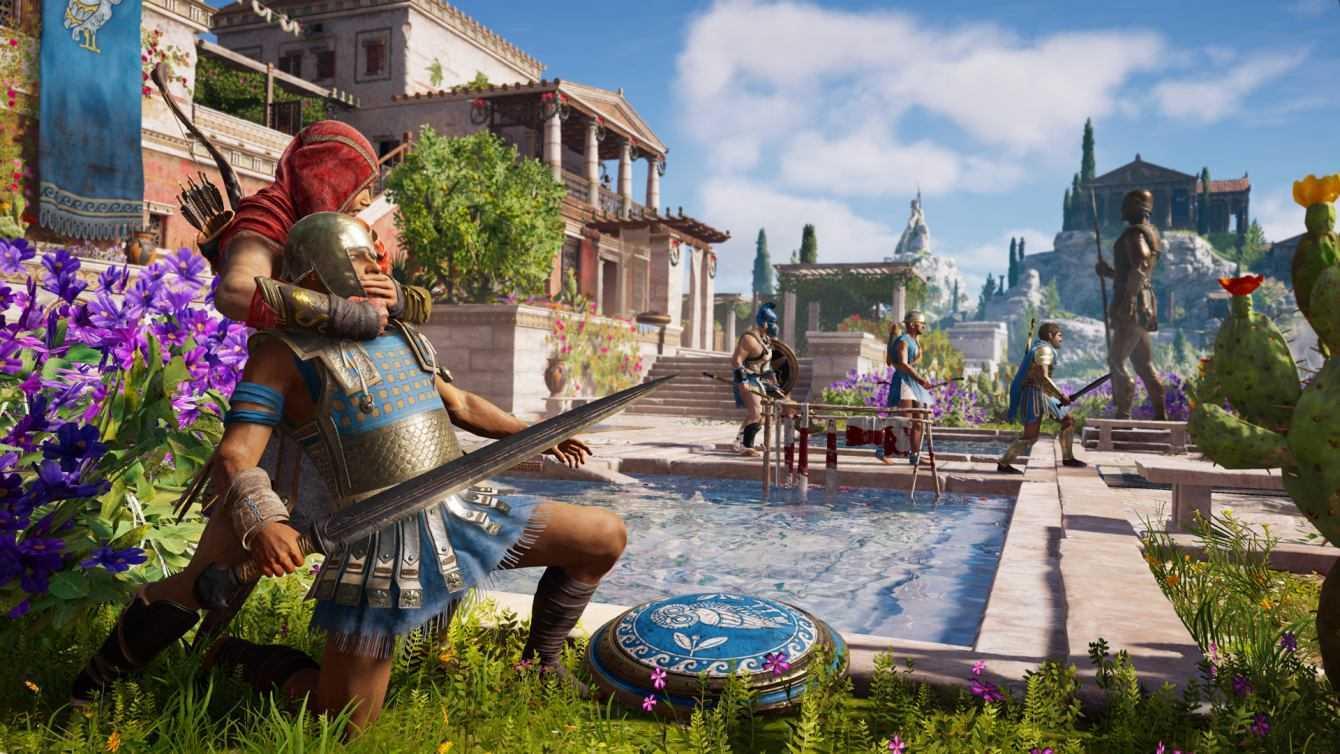 Assassin's Creed Odyssey: come deporre i cadaveri