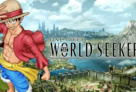 One Piece World Seeker: svelati 5 minuti di gioco!