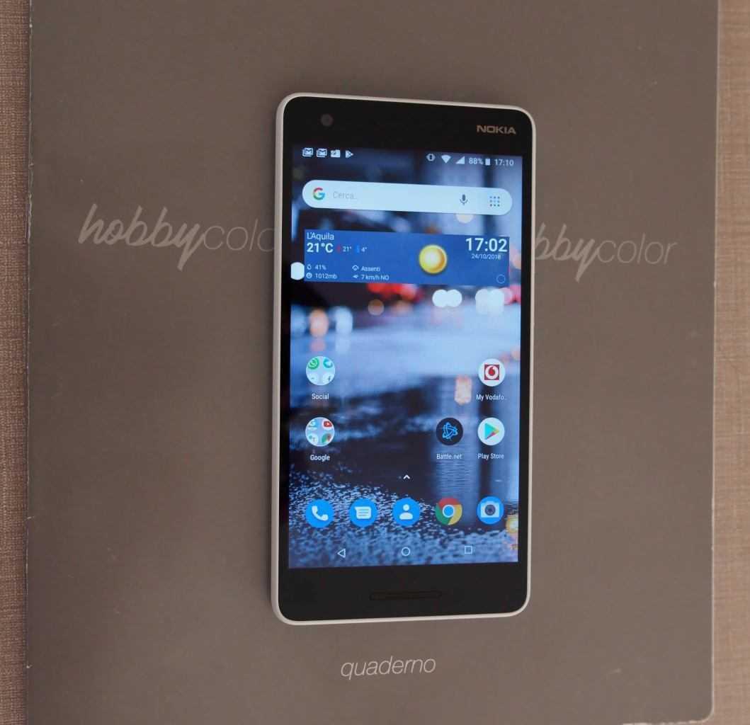 Nokia 2.1: il piccolo instancabile | Recensione