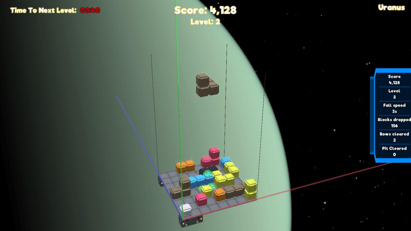 Recensione Pit Blocks 3D: il tetris nello spazio