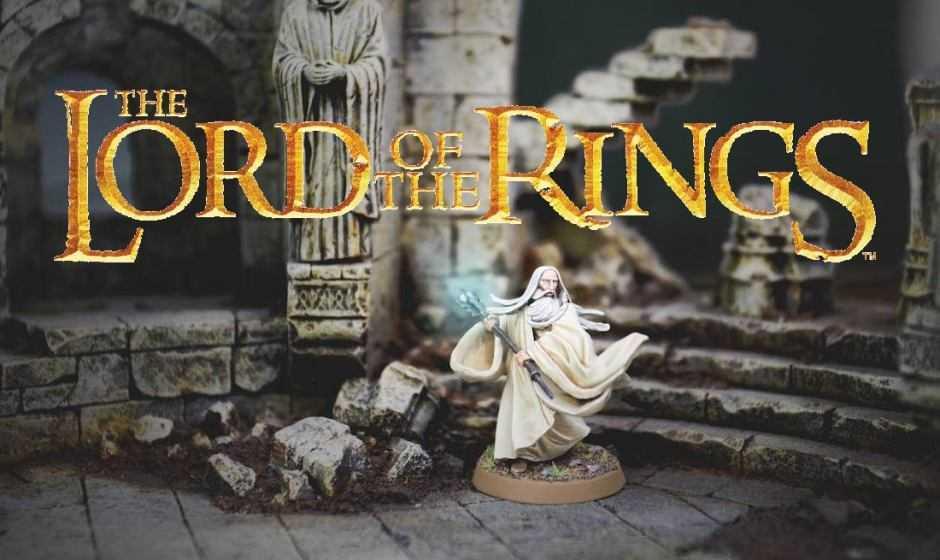 Come dipingere miniature Games Workshop – Tutorial 10: Saruman